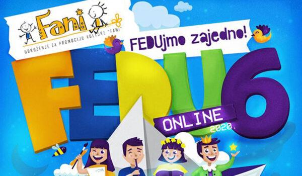 Den 6:e festivalen för barnkonst, FEDU