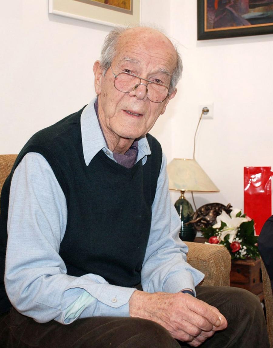 Jusuf Jusa Nikšić (1925–2020)