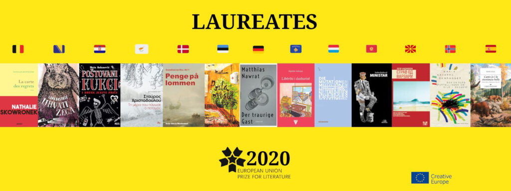 Europeiska unionens litteraturpris 2020