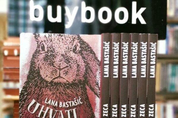 Lana Bastašić: Fånga en kanin